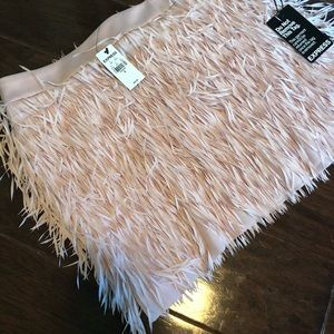 Express Skirts - Blush skirt Express size 6 new with tags